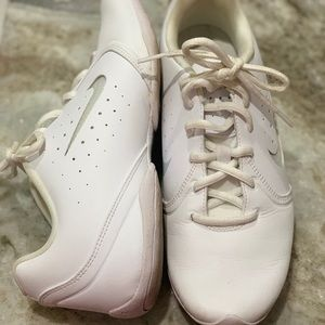 Nike Cheerleading shoes.